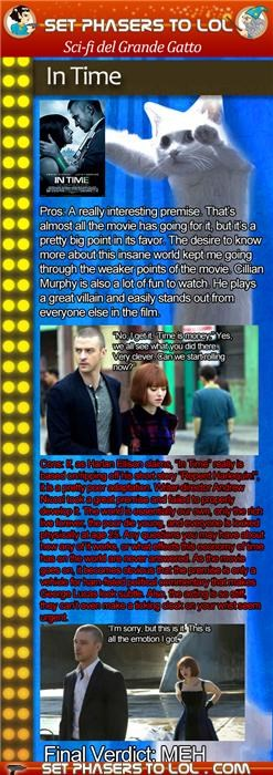 Amanda Seyfried cinema harlan ellison In Time Justin Timberlake movies review sci fi - 5368792320