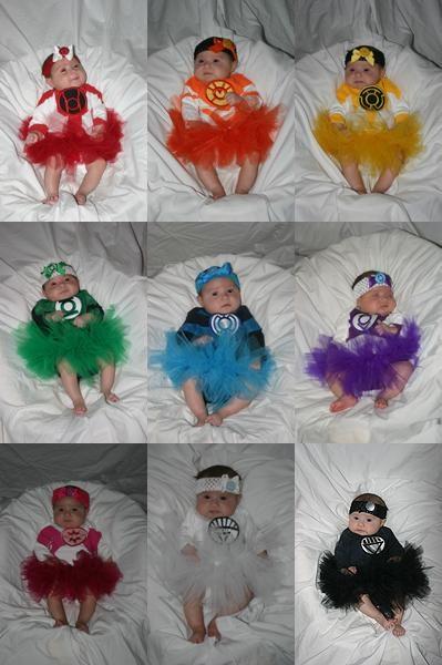 baby,comics,cosplay,DC,Green lantern,halloween,lanterns,superheroes