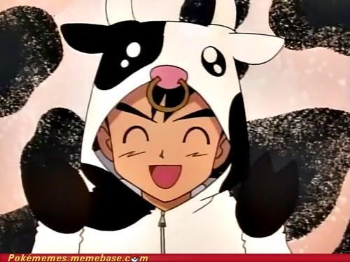 anime ash cow halloween Meowth mudkips pokeween Team Rocket tv-movies - 5368864000