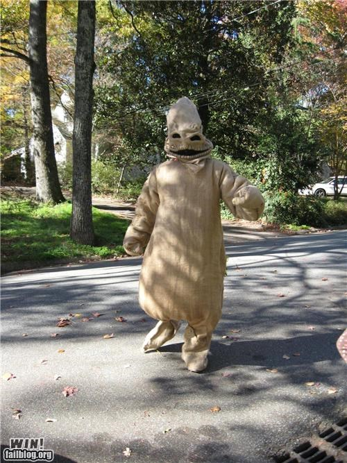 costume halloween nightmare before christma oogie boogie tim burton villain - 5369025024