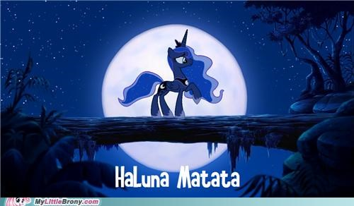 best of week crossover hakuna lion kin luna - 5369255168