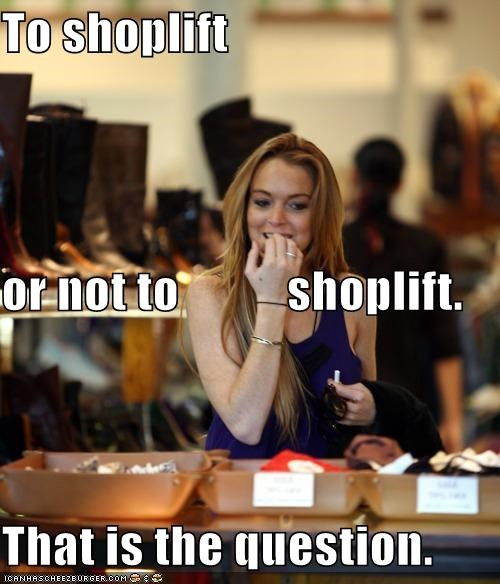 gross lindsay lohan shoes shoplifting stealing to be or not to be - 5370099968