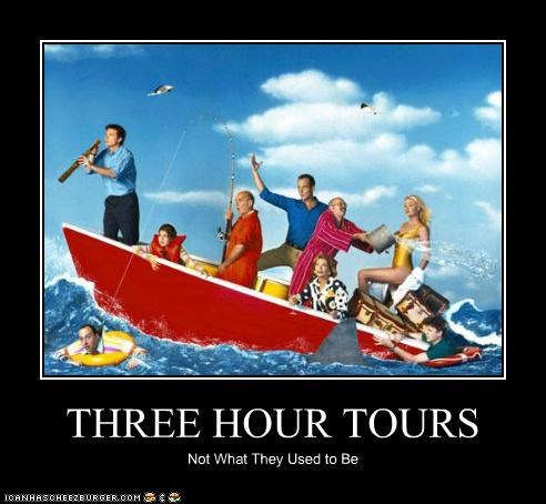 arrested development,boats,gilligans-island,three hour tours,TV
