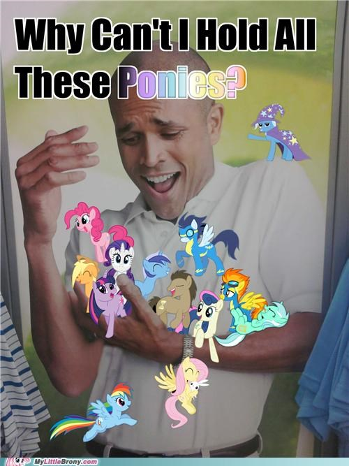 limes meme ponies why cant i hold all these ponies - 5371523840