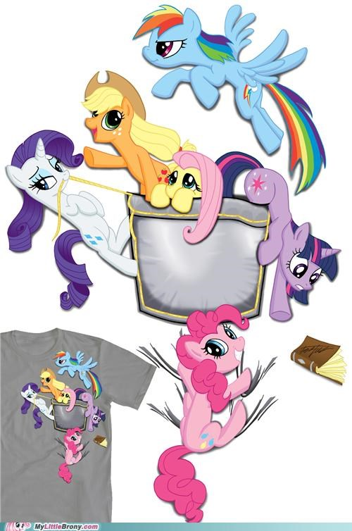 awesome,best of week,clothes,do want,pocket,ponies