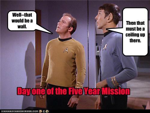 Captain Kirk Leonard Nimoy Shatnerday Spock Star Trek William Shatner - 5372871680