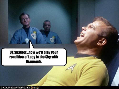 Captain Kirk Shatnerday Star Trek William Shatner - 5372926208