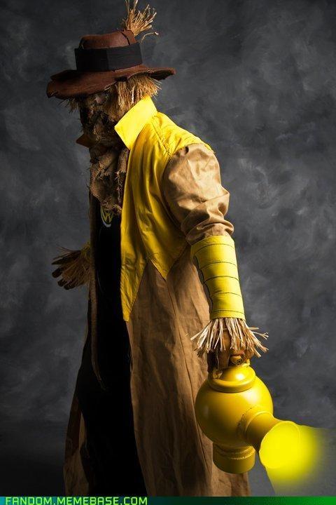 batman cosplay scarecrow - 5373357056