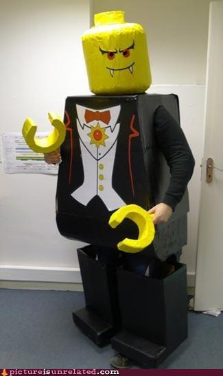 dracula halloween halloween 2011 halloween costume lego vampire wtf - 5373676032
