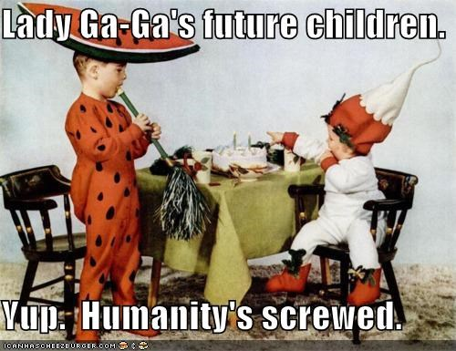 costume,historic lols,kids,lady gaga,lady-gagas-children,strawberry,vintage,watermelon