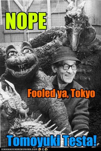 funny godzilla Photo - 5374691584
