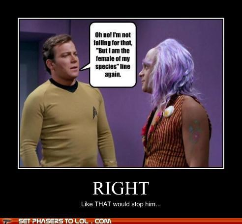 female Shatnerday Star Trek William Shatner - 5374866432
