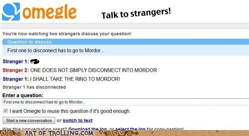 disconnect mordor Omegle spymode - 5375000832