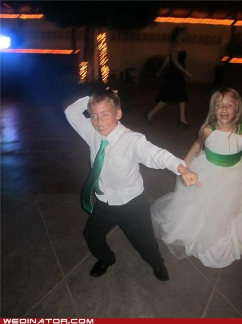 children,dance,funny wedding photos,kids