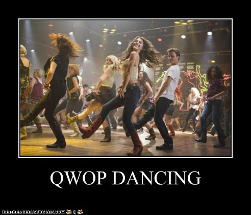 dancing footloose Memes QWOP remake - 5376187904