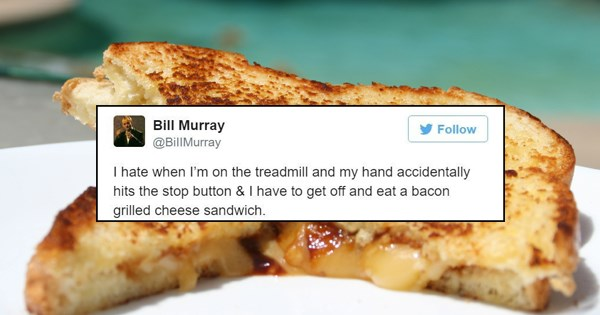 twitter bill murray anna kendrick social media food funny - 5376261