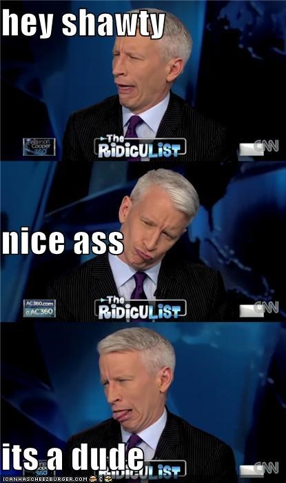 Anderson Cooper,political pictures