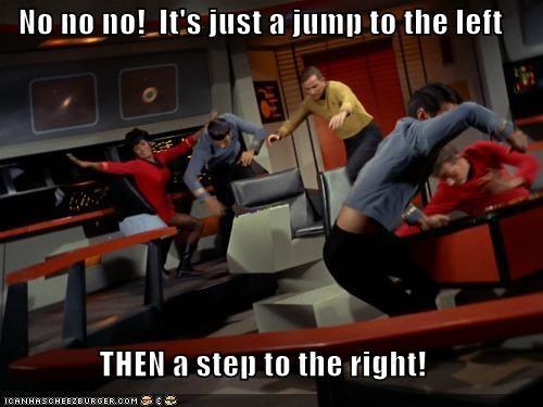 Captain Kirk Nichelle Nichols Rocky Horror Picture Show Shatnerday Star Trek uhura William Shatner - 5376728320