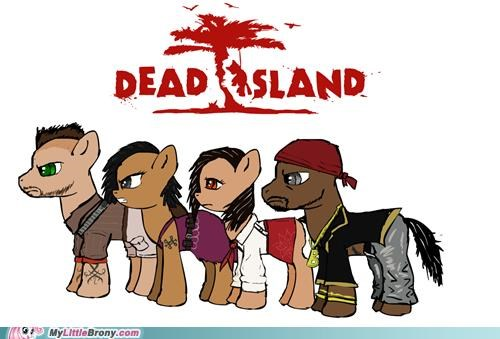 Dead Island ponies video games who do you voodoo - 5377474048
