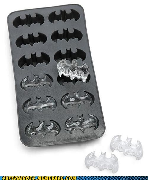 awesome,batman,best of week,ice cubes,Random Heroics,rubber