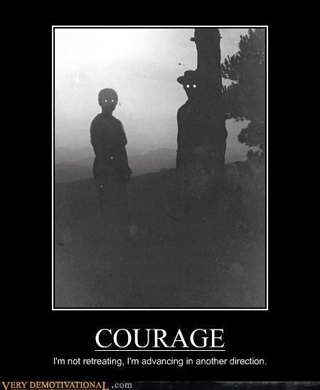 courage,ghouls,halloween,retreating,scary,Terrifying,undead