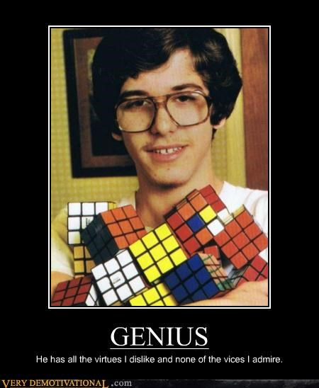 genius hilarious rubix cube vice virtue - 5378473472