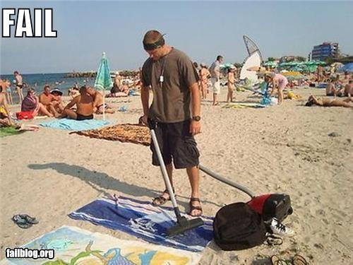 beach failboat g rated pointless redundant summer fails vacuum wtf - 5378477824
