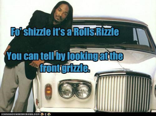 cars expensive izzle rappers Rolls Royce snoop dogg - 5378492672