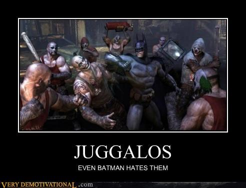 arkham city batman Hall of Fame hilarious juggalos video games - 5378648320