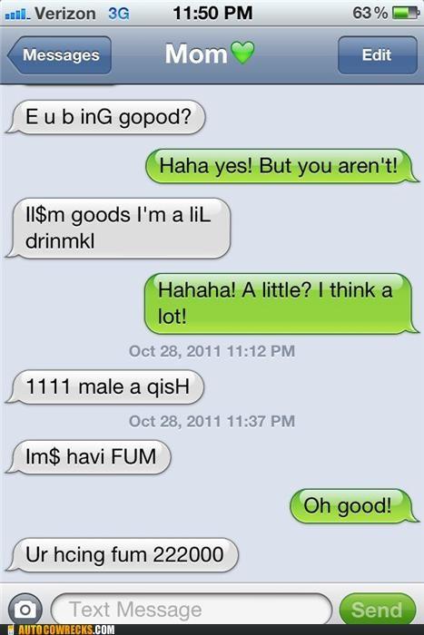 drunk drunk text parent parents - 5378767104
