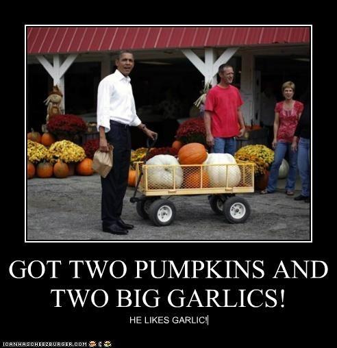 barack obama garlic political pictures - 5378792192