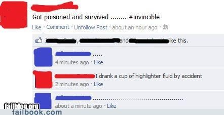drinks,facepalm,highlighter,invincible,poisoned