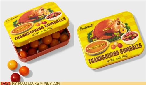 candy cranberries gum gumballs pumpkin pie thanksgiving Turkey - 5379372032