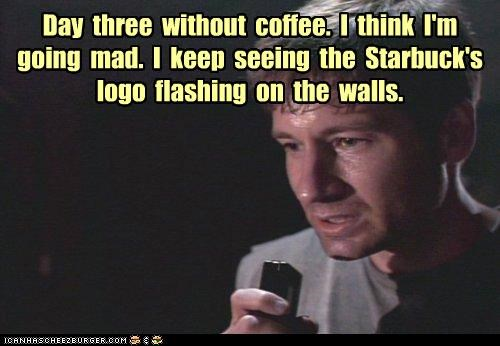 coffee David Duchovny fox mulder logo mad Starbucks x files - 5380970752