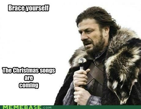 christmas,holidays,Music,Songs,thanksgiving,Winter Is Coming