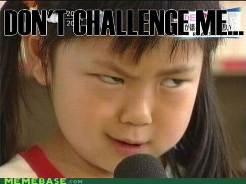 asia challenge Challenge Accepted die girls microphone - 5381130752