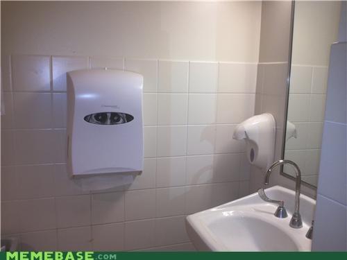 bathroom IRL lurker pee The Shadowlurker - 5381178112
