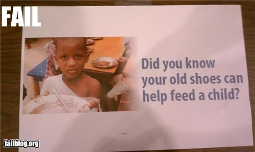 charity failboat food g rated haiti hunger religion - 5381562368