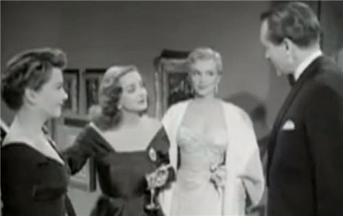 All About Eve,bette davis,Classic Cut of the Day,marilyn monroe,movies