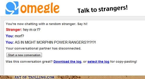 asl morf Omegle power rangers - 5381819392