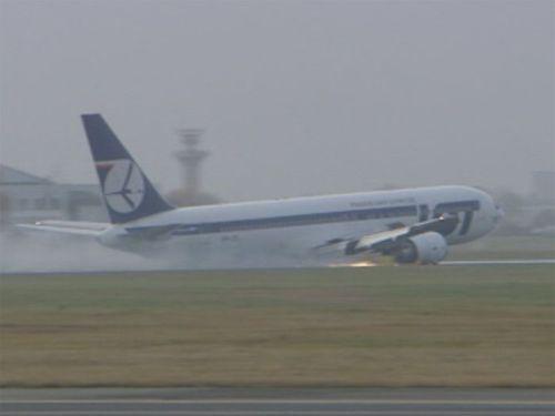 Amazing Airplane Piloting Flight 16 lot warsaw - 5381886464
