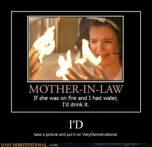 demotivational hilarious in laws pic - 5382290944