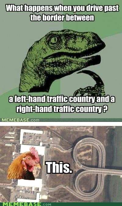 animemes,anti joke chicken,border,country,jokes,rad,traffic