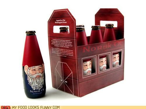 beer,best of the week,cute,design,gnomes,hat,label