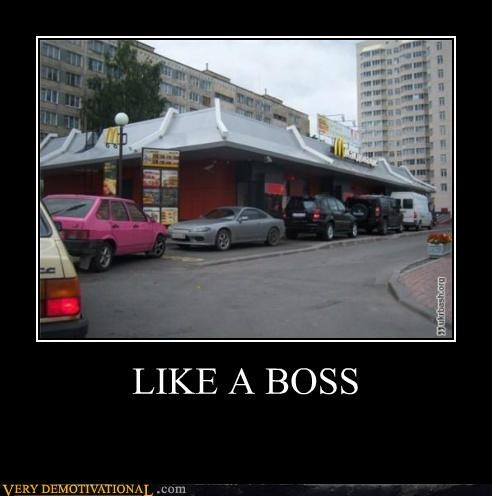 backwards,car,drive thru,Like a Boss,Pure Awesome