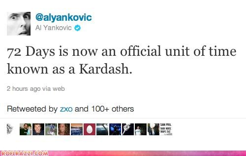 celeb funny Hall of Fame tweet twitter weird al Weird Al Yankovic - 5382596864