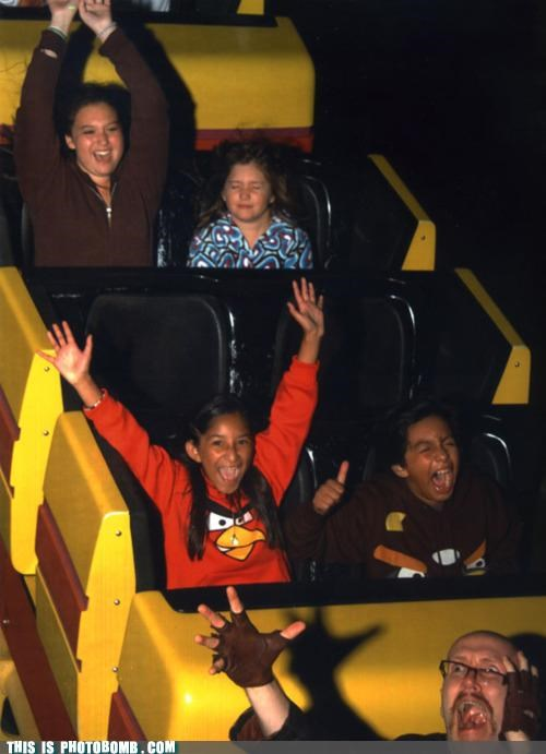 best of week fun not the kids Perfect Timing ride roller coaster - 5382744832