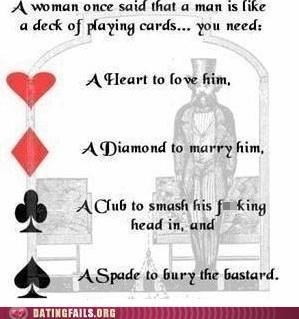 card cards Hall of Fame men murder playing cards - 5383122688