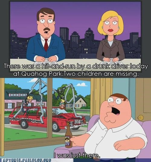children drunk drunk driving family guy hit and run news - 5383225344
