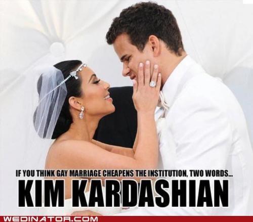 celeb divorce funny wedding photos Hall of Fame kim kardashian kris humphries - 5383318272